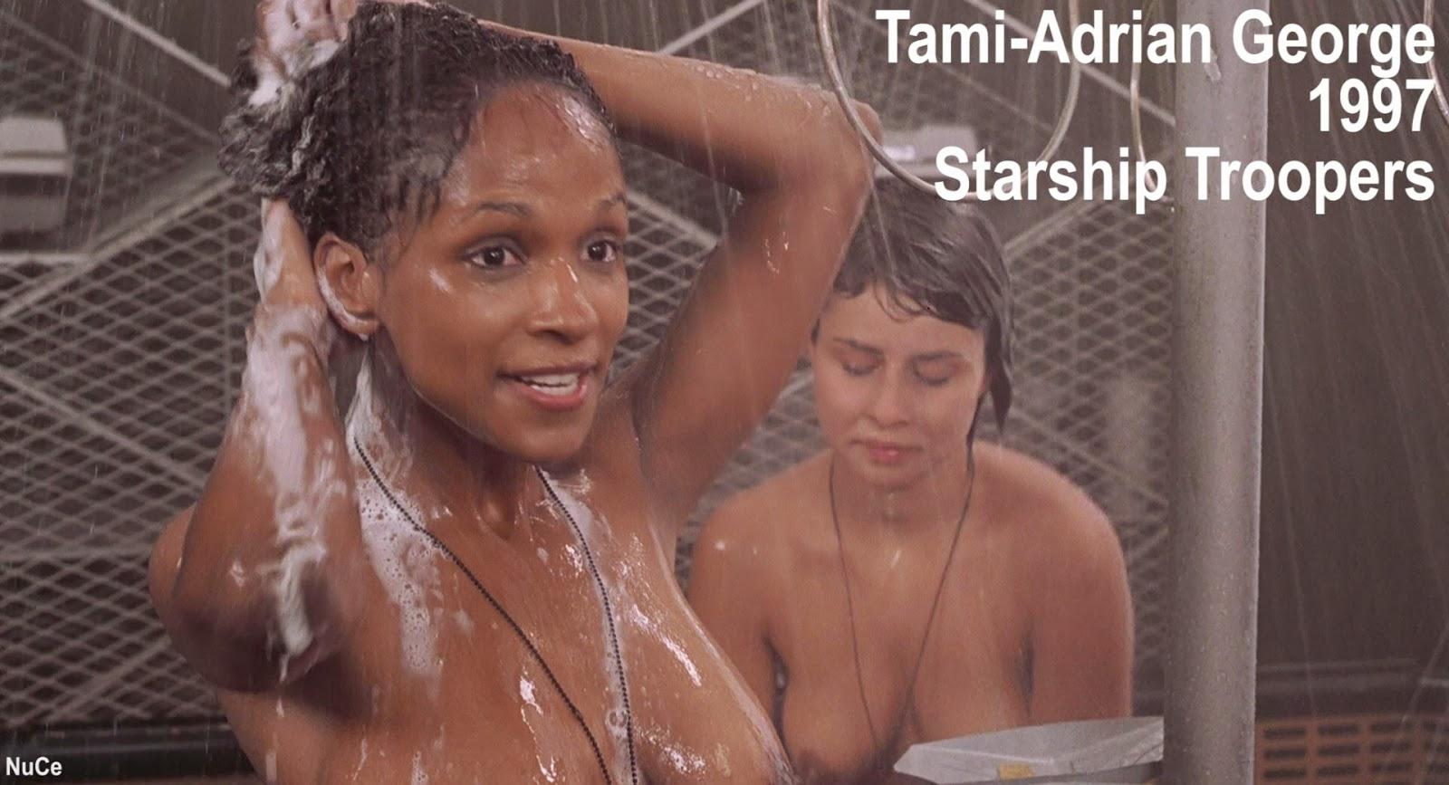 Tami-adrian george nackt